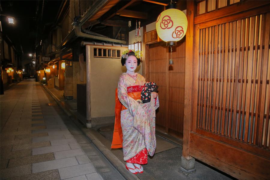 舞妓 舞妓体験 京都 祇園 宮川町