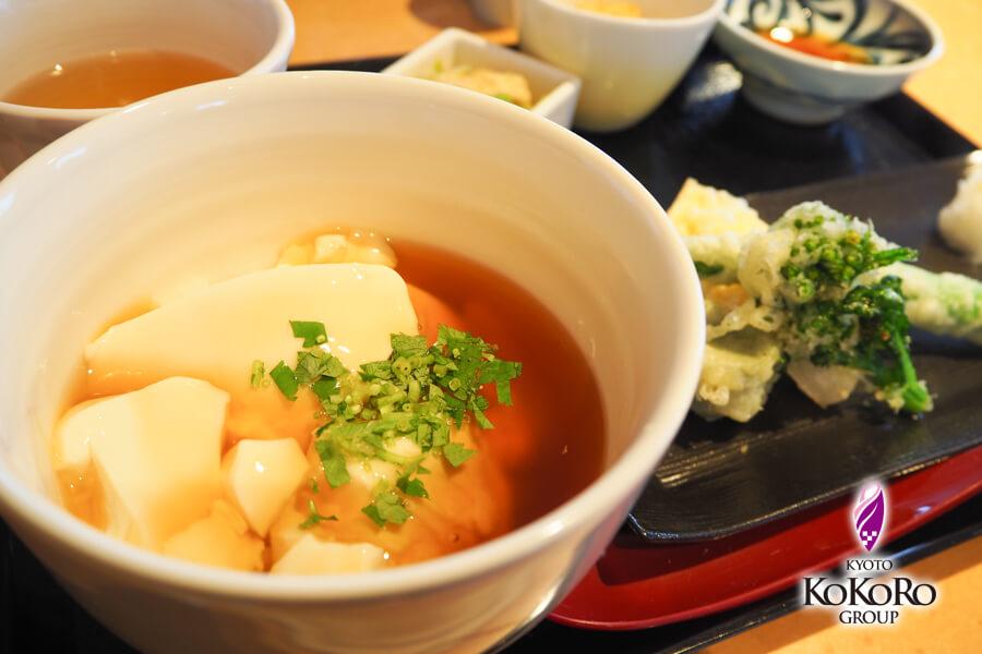 京都 豆腐