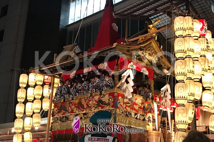 納涼💙祇園祭り