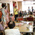 ボランティア活動第2弾! 京都市西院老人デイサービスセンター