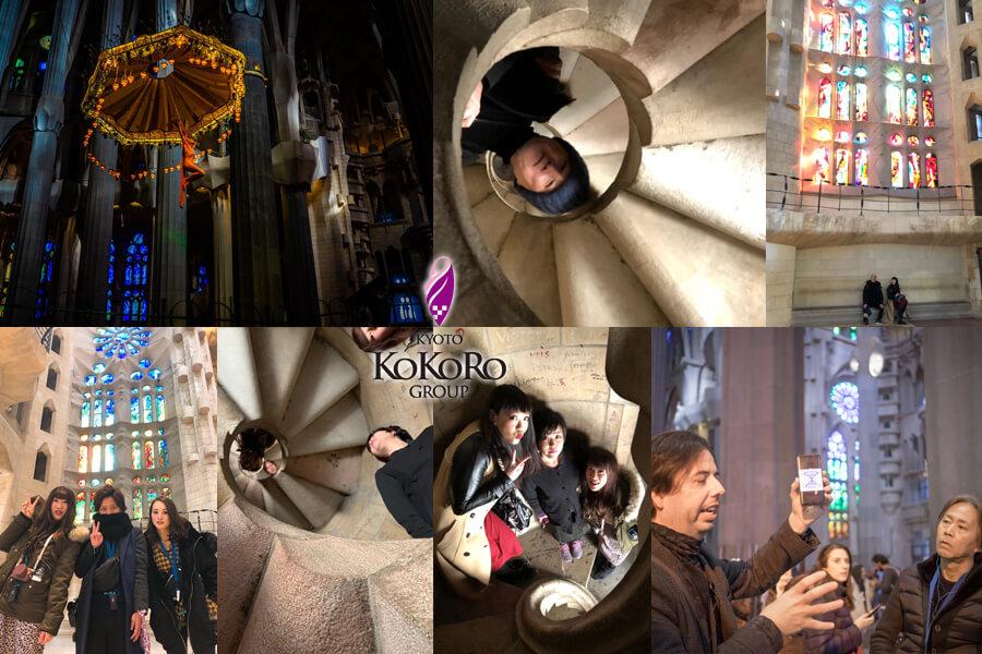 京都心グループのバルセロナ旅行