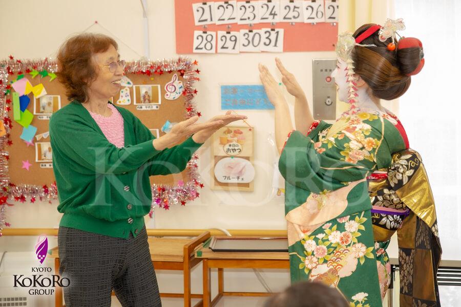 京都ココログループのボランティア活動