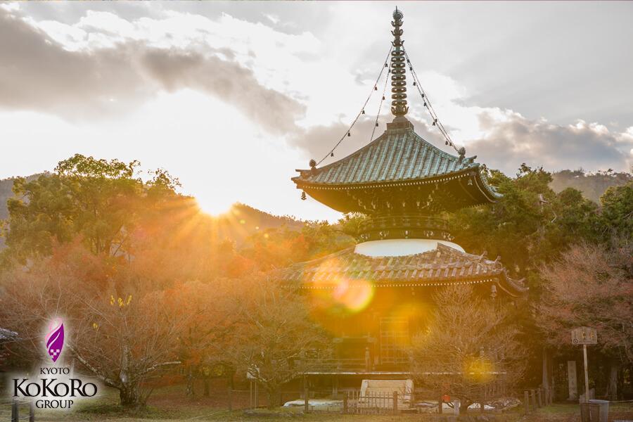 嵐山 五台山 清凉寺